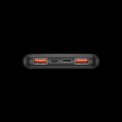 Energizer UE10044PQ 10000mAh Ultra-Slim Design Type-C PD Fast Charge Power Bank 3 Outputs Power Bank  (*Original Set)
