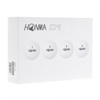HONMA D1 DYNAMIC DISTANCE (2019) ( white ) GOLF BALL