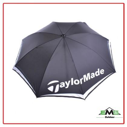 TaylorMade Single Canopy Umbrella (Black/White)