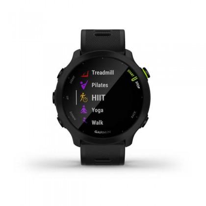 Garmin Forerunner 55 GPS Smart Watch (* 10 FREE GIFT) - 2021 New Model !